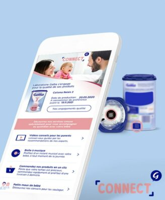Laboratoire Gallia Connect